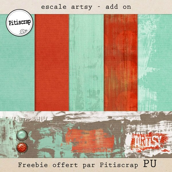 PBS-escale artsy-Pitiscrap-add on -0 preview