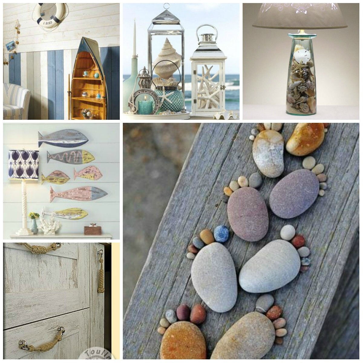 D coration maison theme mer for Decoration maison vacances mer