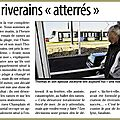 Paroles de riverains .