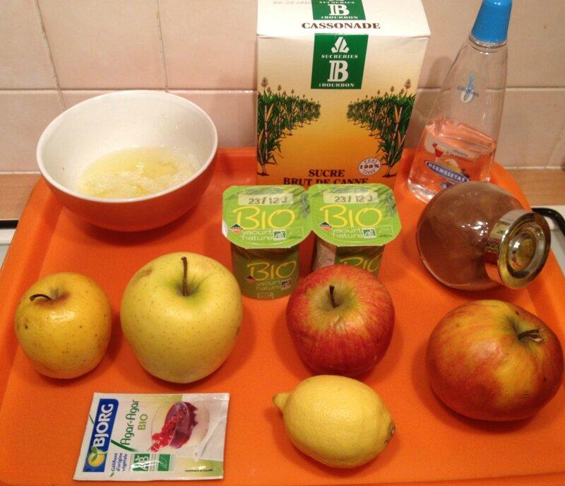 Mousse de pommes WW (1)