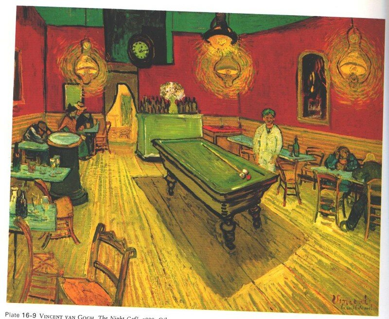 Van Gogh - Night Café