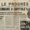 68me anniversaire de la Victoire du 8 mai 1945 : remises de dcoration et discours