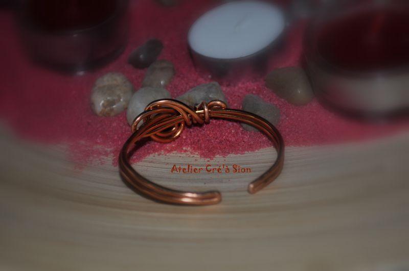 Bracelet alu taille enfant atelier cr 39 sion l 39 univers - Trouver du cuivre facilement ...