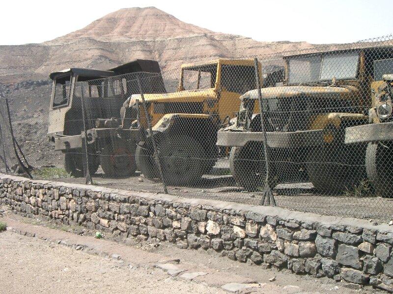 25 cimetière des camions chibanis