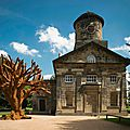 New exhibition by ai weiwei opens in the yorkshire sculpture park's newly refurbished 18th century chapel