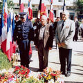 Commémoration 54 éme anniversaire Fin des combats DBP