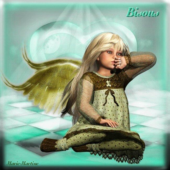 ange bisous