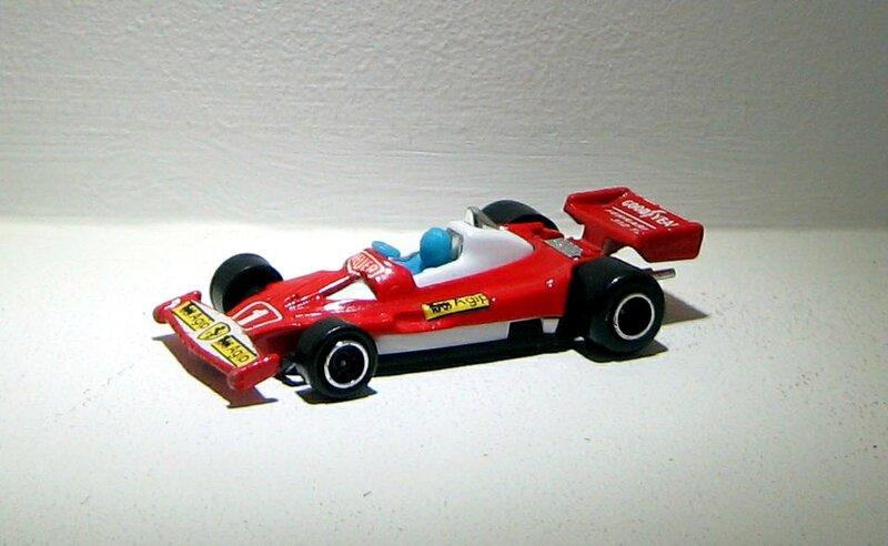 Ferrari 312 T2 (ref 232) Majorette 01