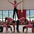 Masevaux-niederbruck: le concours de fin d'année de la gym saint-martin
