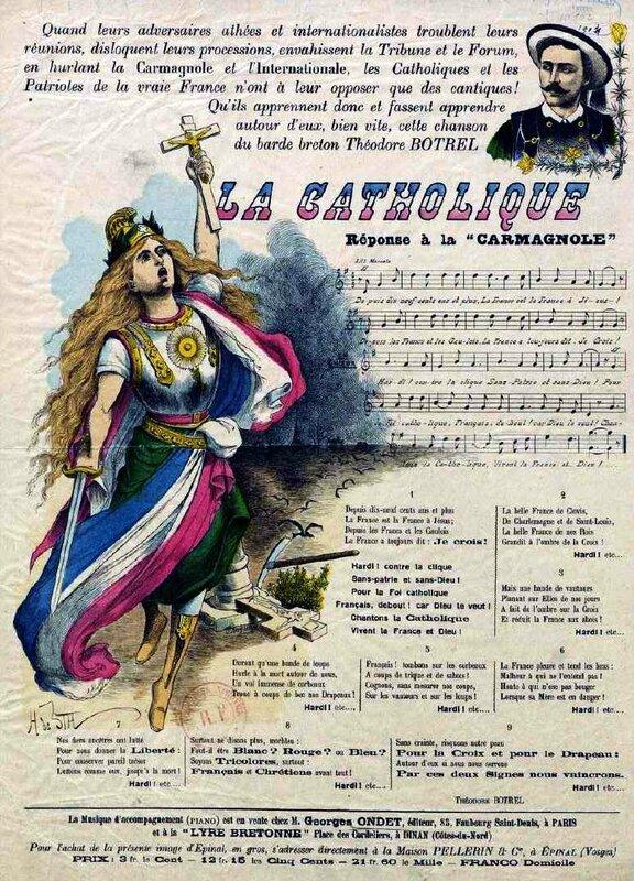 Botrel La Catholique