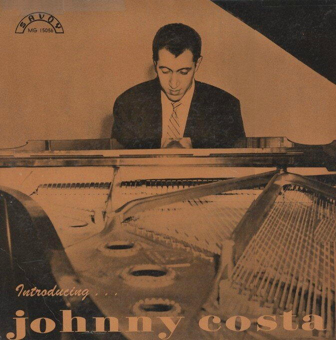 Johnny Costa - 1955 - Introducing