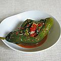 Oï sobaggi-kimchi concombre