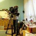 Ma première interview...