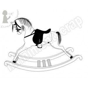 le cheval à bascule