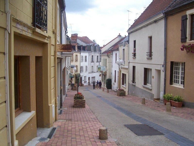 Rue du Capitaine Migat