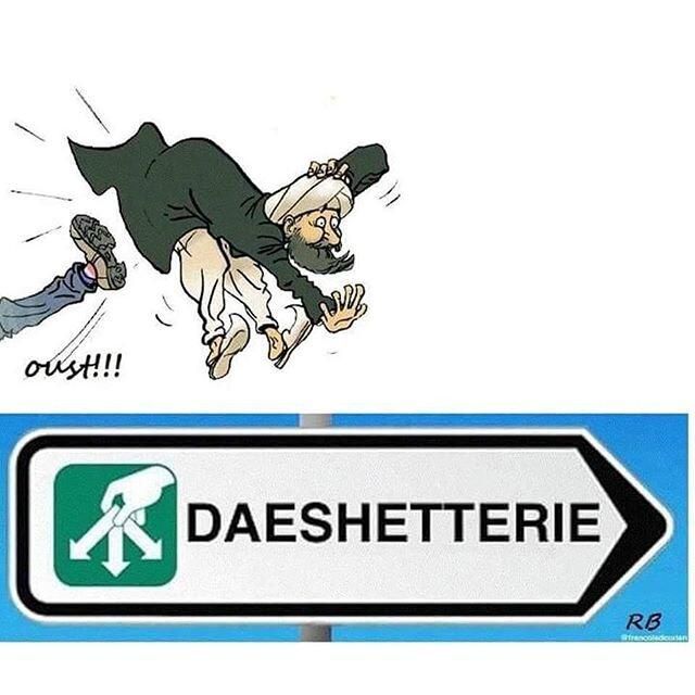 islam islamiste humour