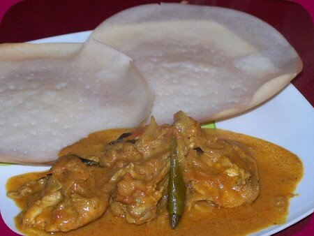 vinegarchickencurry