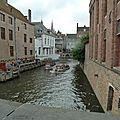Bruges... bruges... canaux...