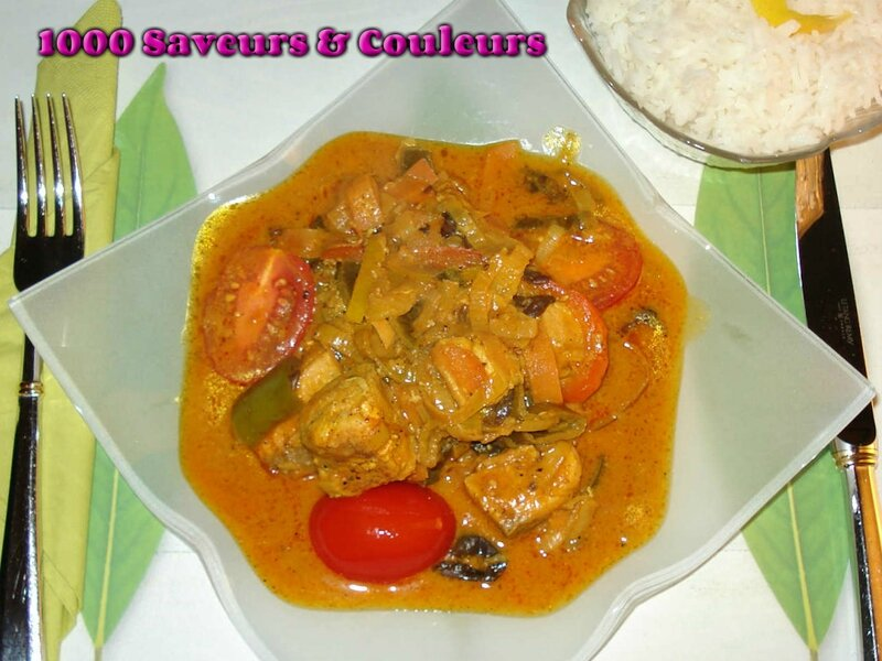 Curry poisson