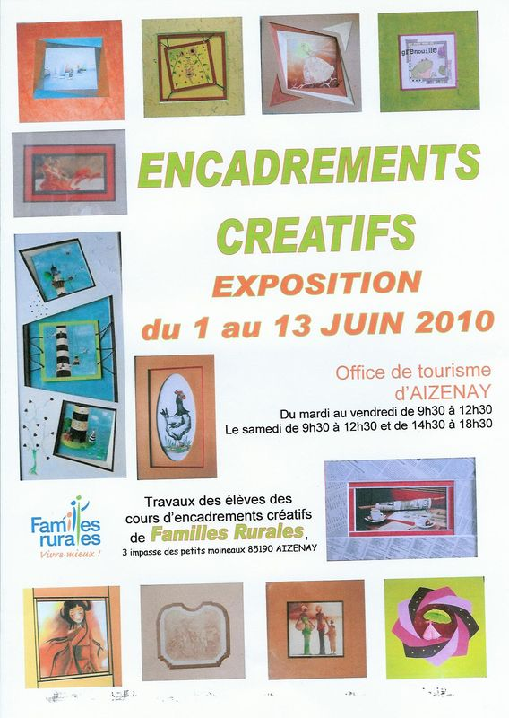 expo affiche