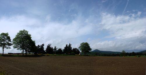 2008 05 26 Panorama sur la vu du Lizieux en tous début d'aprés midi
