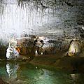grotte de Choranche stalagtites fistulaires rares
