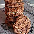 Cookies au dragés