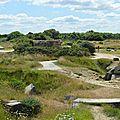 [normandie] la pointe du hoc, entre histoire et paysage...