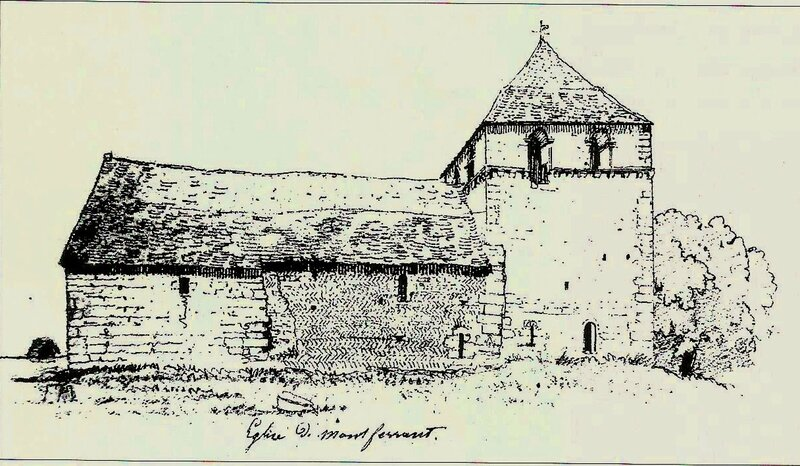 croquis st christophe 1845