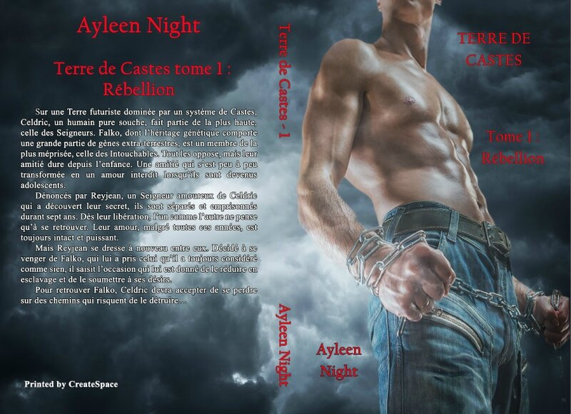 Terre de Castes tome 1 : rébellion (Ayleen Night)