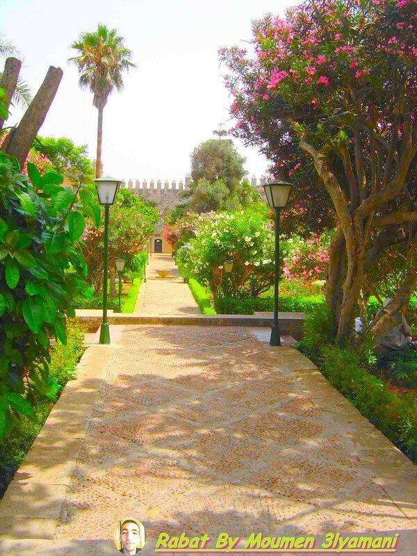 Les Oudayas Rabat