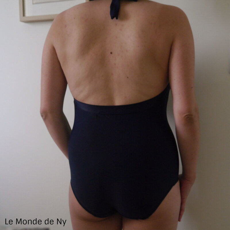 maillot alison dos