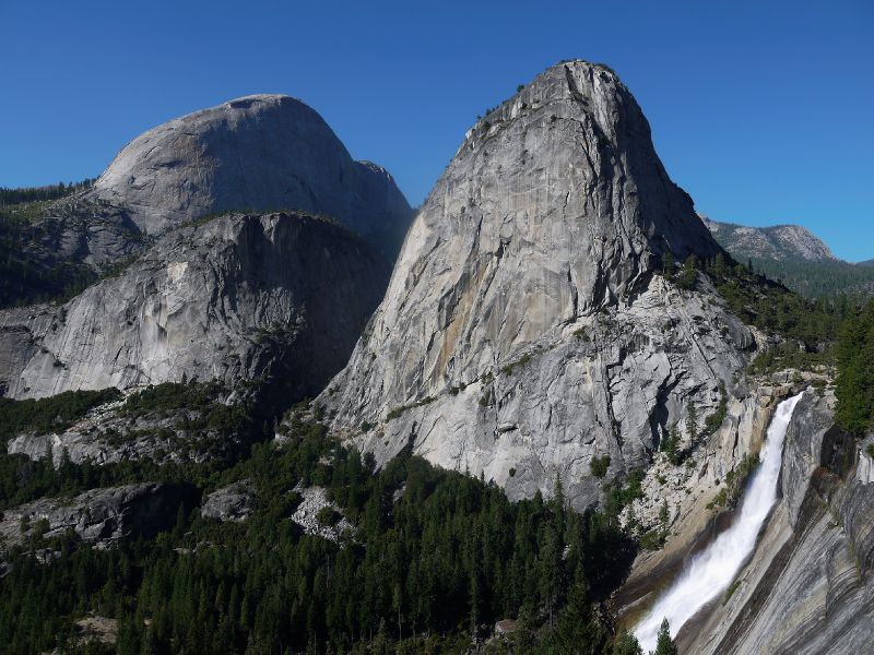 Yosemite National Park en Californie aux USA