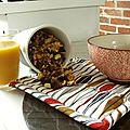 Petit déjeuner maison : le granola (ou muesli)