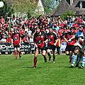 12-13, Fédérale III x Libourne, le match 2, 5 mai
