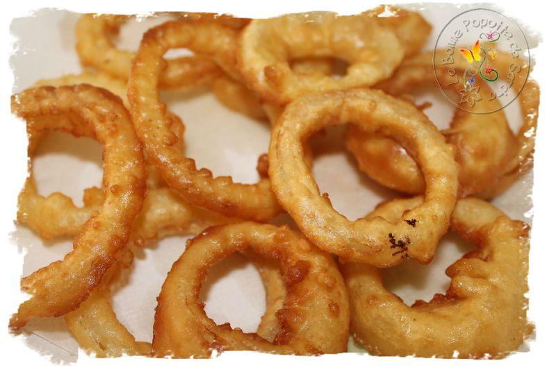 onion rings ou oignons frits la bonne popotte de sandra. Black Bedroom Furniture Sets. Home Design Ideas