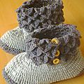 Chaussons adulte 6