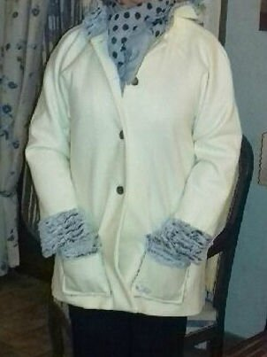manteau chloé