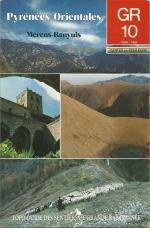 Topo-guide Pyrénées Orientales Mérens Banyuls 1987