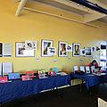 Running plants exhibition at berkeley marina