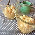 Riz au lait + caramel au beurre salé