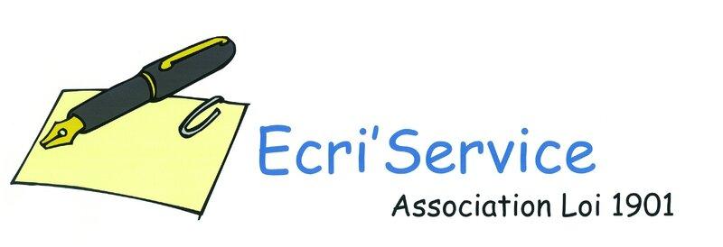 Logo Ecri'Service déf
