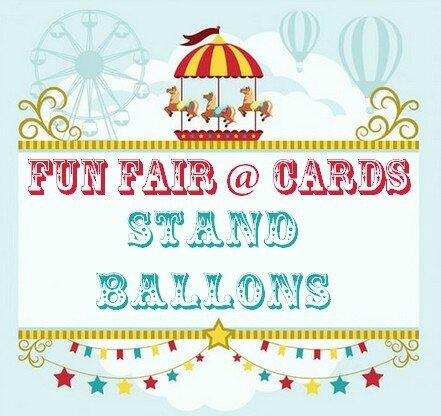 stand ballons