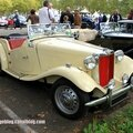 Mg td roadster (retrorencard septembre 2013)