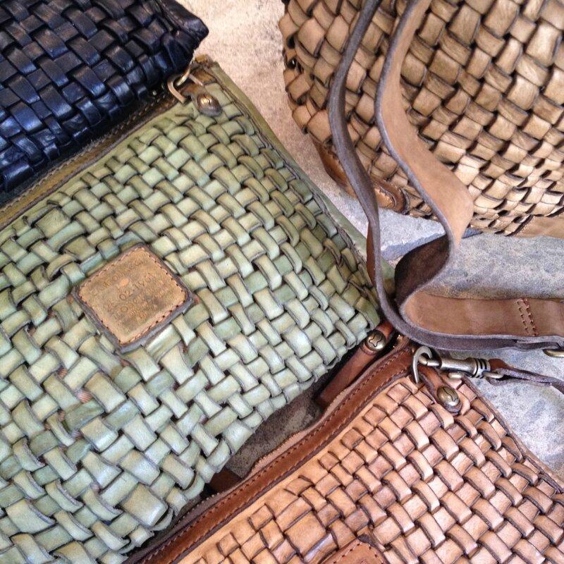 Sacs cuir tressés Campomaggi été 2015 Boutique Avant-Après 29 rue Foch 34000 Montpellier (2)