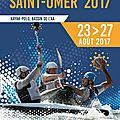 Affiche kayak-polo st omer