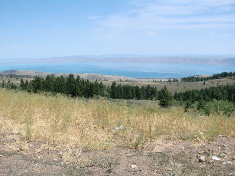 Bear lake (North Utah)