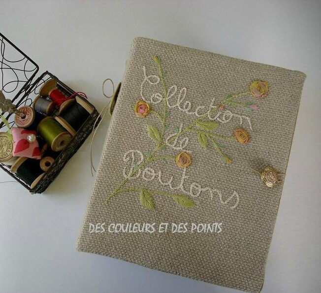 COLLECTION DE BOUTONS FACE