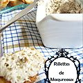 Rillettes de maquereaux weight watchers