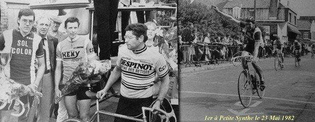 1344) 1er à Petite Synthe le 23 Mai 1982